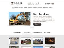 W Monks Building Contractors