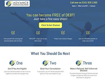 Advance Finance Solutions